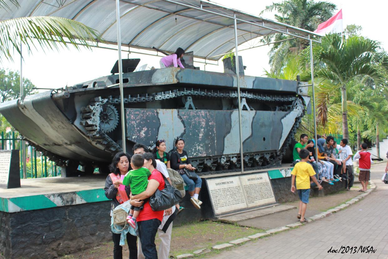 Catatan Akhir Pekan Berkunjung Museum Brawijaya Malang Kab