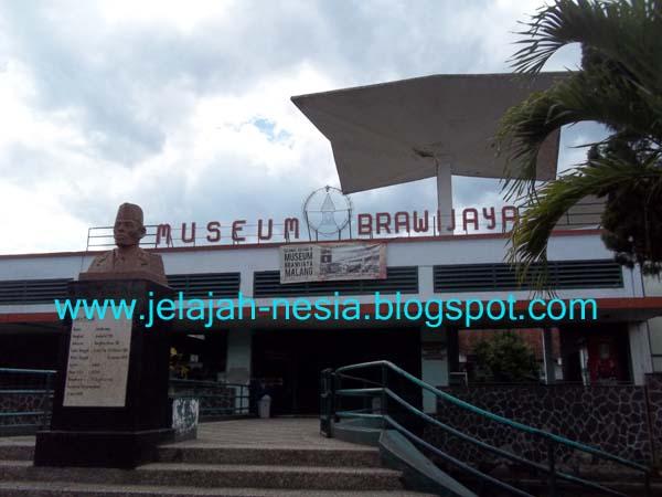 Jelajah Nesia 2 Jejak Sejarah Bangsa Museum Brawijaya Malang Berlokasi