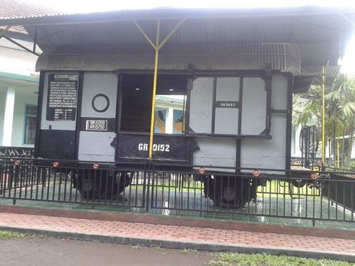 Museum Brawijaya Balai Pelestarian Cagar Budaya Jawa Timur Gerbong Maut
