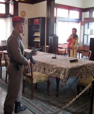 Museum Brawijaya Macigo Malang Usaha Pendiriannya Dilakukan Sejak 1962 Oleh