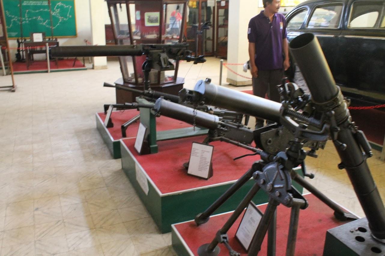 Museum Brawijaya Malang Warisan Bersejarah Pahlawan Bangsa Kota 1 Alat