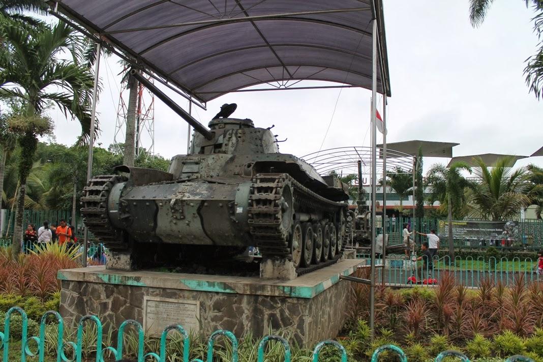 Museum Brawijaya Malang Warisan Bersejarah Pahlawan Bangsa Salah Satu Perang