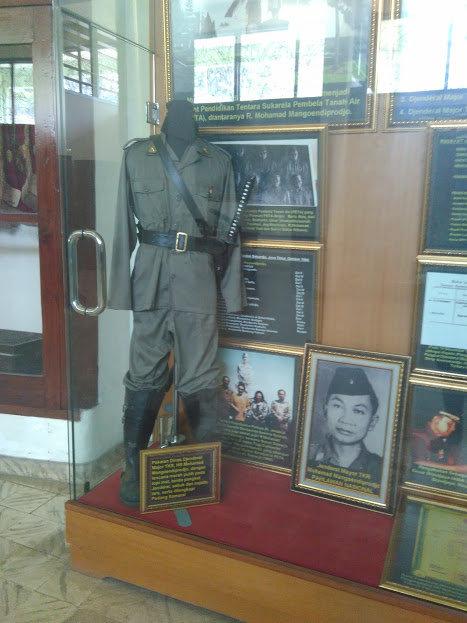 Museum Brawijaya Saksi Perjuangan Tentara Indonesia Lawan Penjajah Dokumentasi Perjalanan