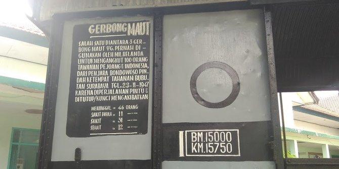 Museum Brawijaya Saksi Perjuangan Tentara Indonesia Lawan Penjajah Kab Malang