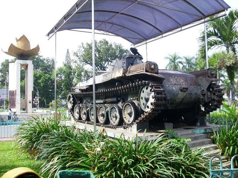 Museum Menggambarkan Beratnya Kejadian Perang Brawijaya Malang Kab