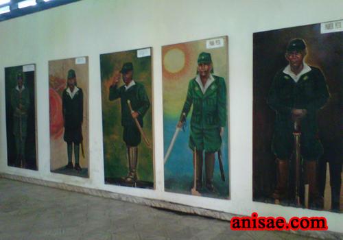 Pesona Edukasi Museum Brawijaya Malang Wisata Kab