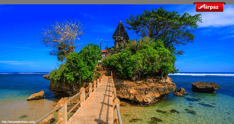 Keindahan Pantai Balekambang Malang Jawa Timur Airpaz Blog Gambar Kab