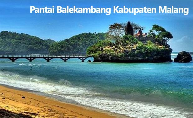 Pantai Balekambang Kabupaten Malang Wisata Kab