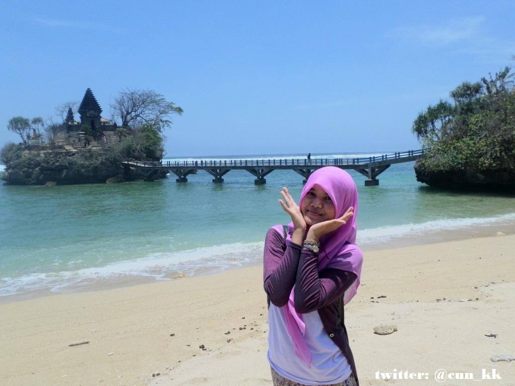 Pantai Balekambang Terletak Bantur Malang Jawa Timur Peta Lokasi Harga