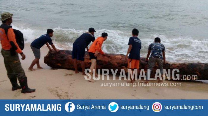 Pantai Bangsongan Teluk Asmara Ternyata Korban Tenggelam Balekambang Kab Malang