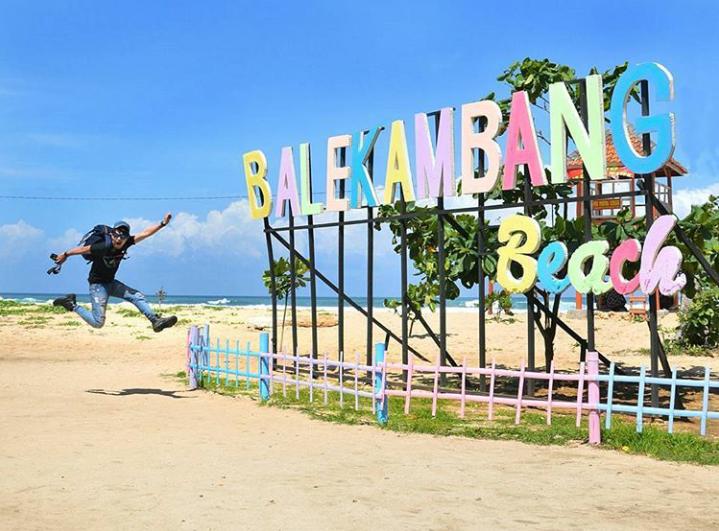 Pesona Kota Malang Indah Mempesona Pantai Balekambang Kab