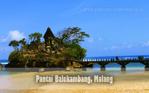 Wisata Pantai Balekambang Malang Paket Bromo Kab