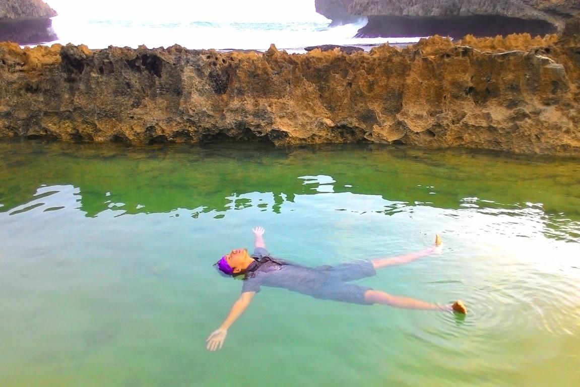 Batu Bengkung Kota Malang Pantai Bekung Kab