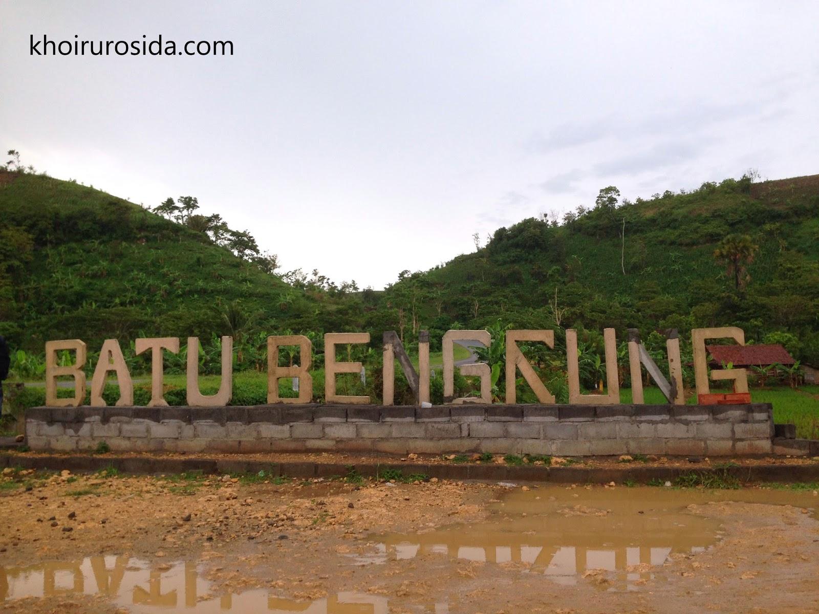 Pantai Batu Bengkung Malang Alamat Gajahrejo Gedangan Jawa Timur Bekung