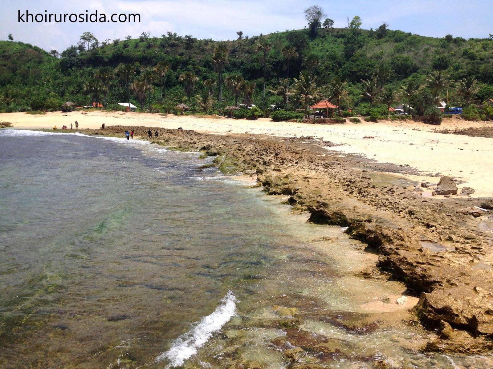 Pantai Batu Bengkung Malang Kita Sampai Jam 10 Pagi Cuacanya