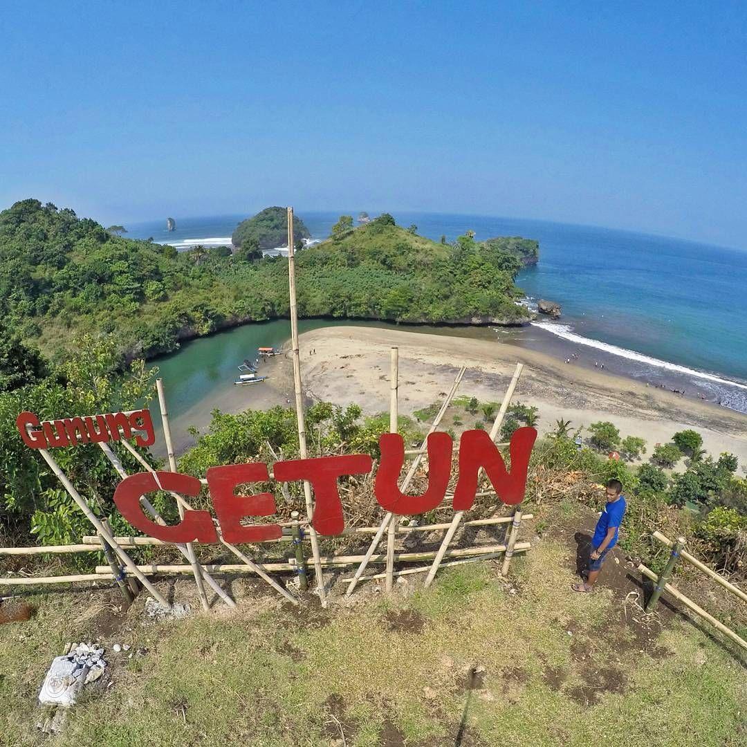 Pantai Batu Bengkung Malang Selatan Hits Pinterest Bekung Kab