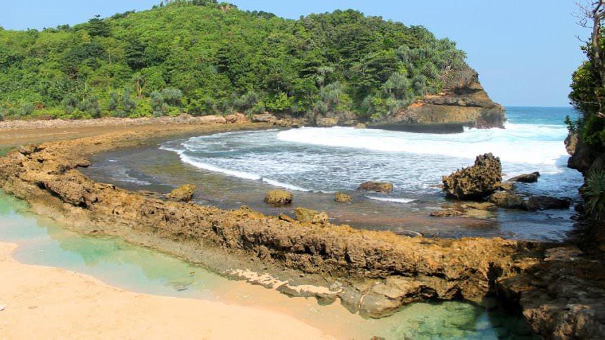 Pantai Batu Bengkung Portal Pemerintah Kabupaten Malang Bekung Kab
