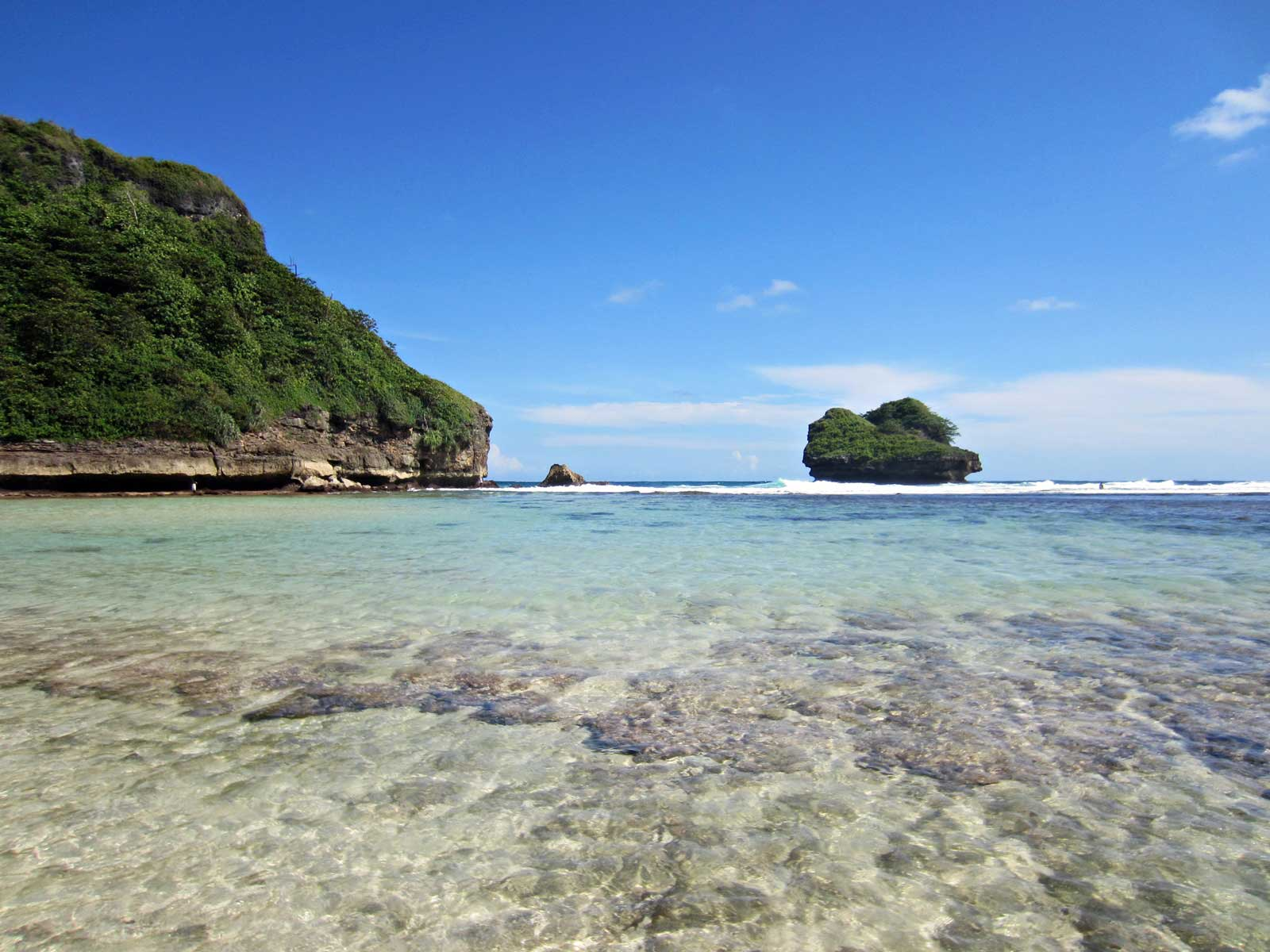 Berita Info Pantai Goa Cina Kabupaten Malang 32 Kab