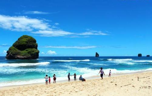 Pantai Goa China Wisata Mempesona Malang Selatan Up2det Net Cina