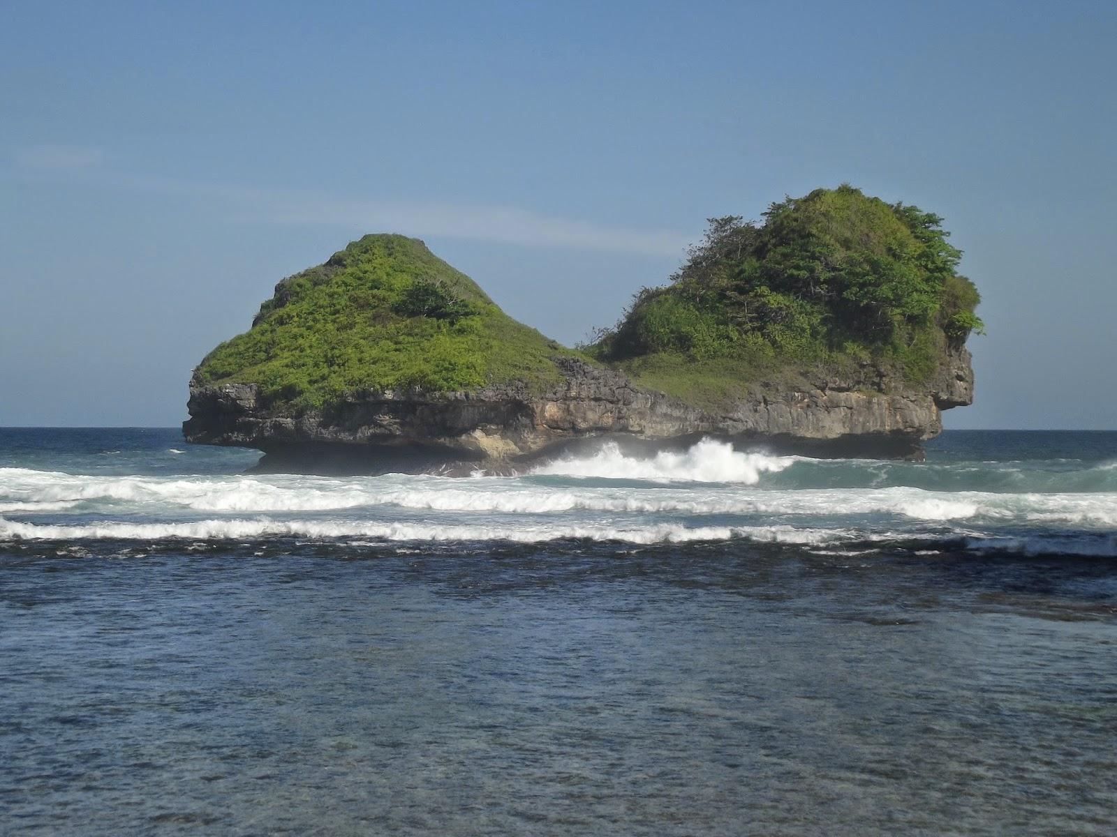 Sensasi Pantai Goa Cina Malang Esok Hari Nanti Kab
