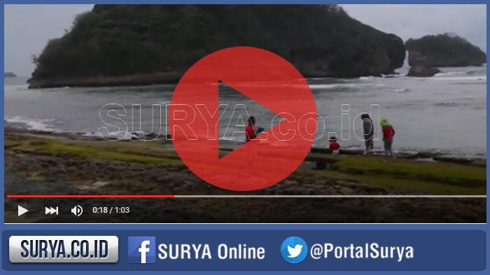 Video Keindahan Pantai Goa Cina Perawan Surya Kab Malang