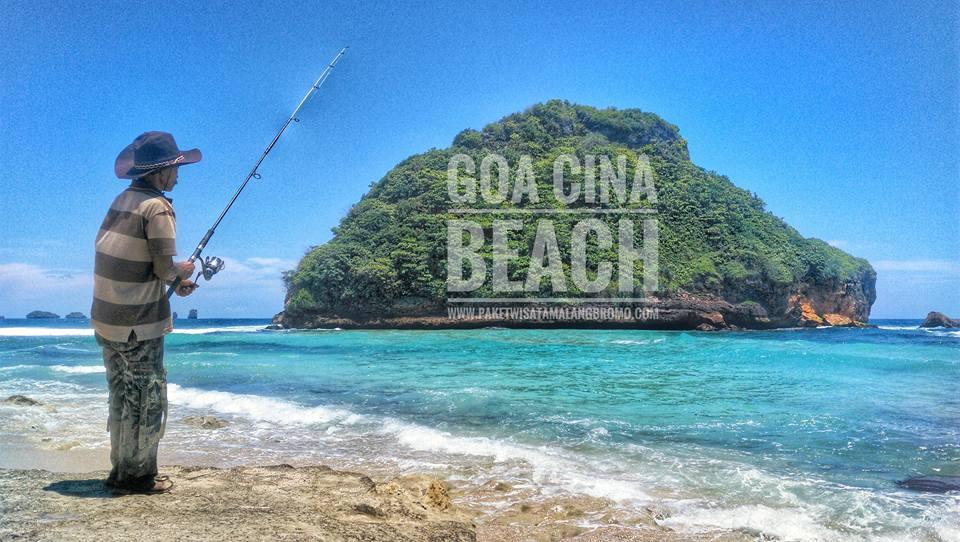 Wisata Malang Pantai Goa Cina Bromo 1 Kab