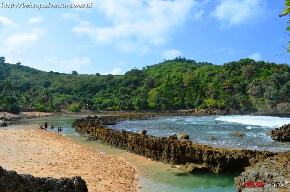 Indahnya Pantai Malang Jawa Timur Trip Jalan Foto Sibolang Net
