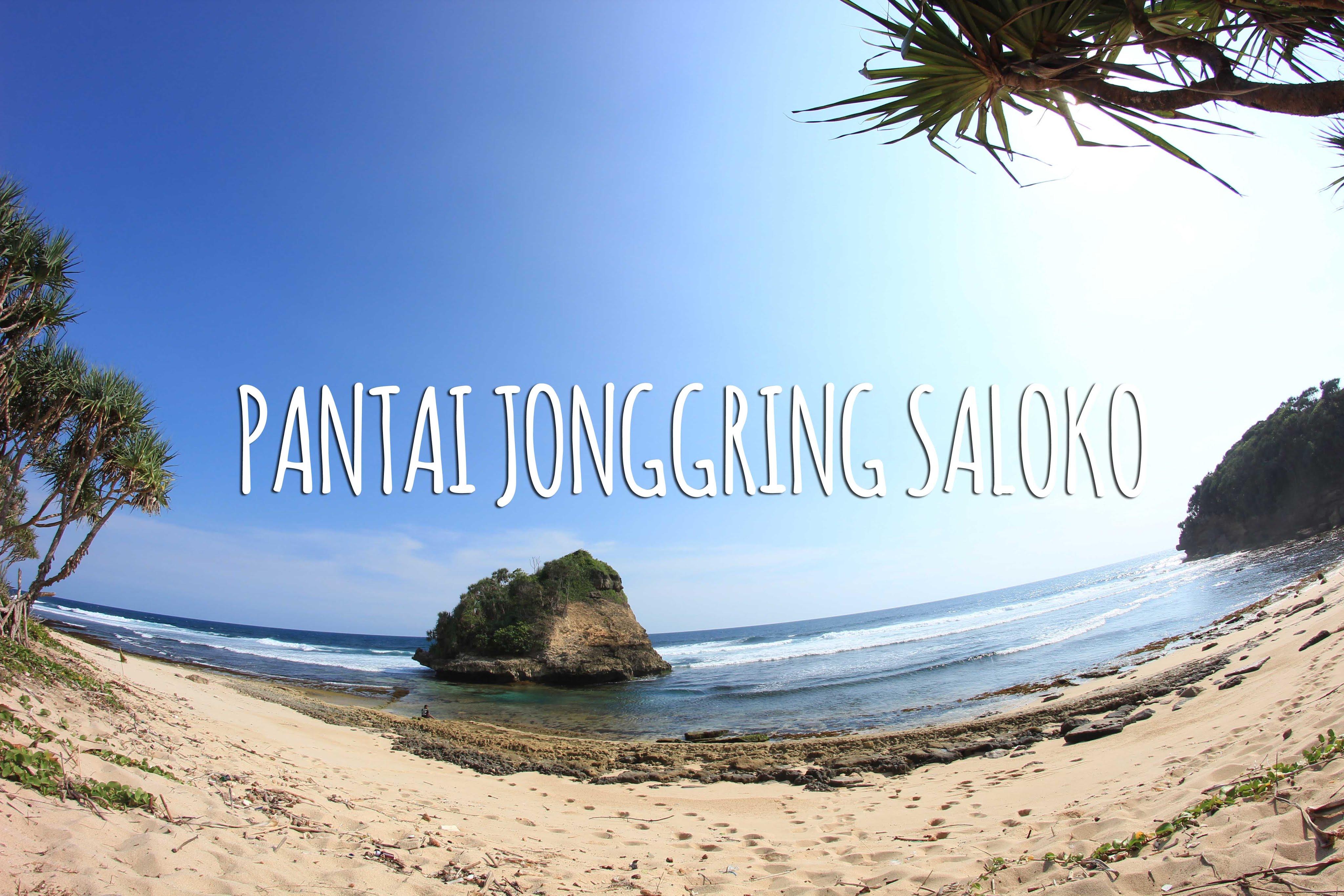 Pantai Jonggring Saloko Kabupaten Malang Jawa Timur Indonesia Youtube Kab