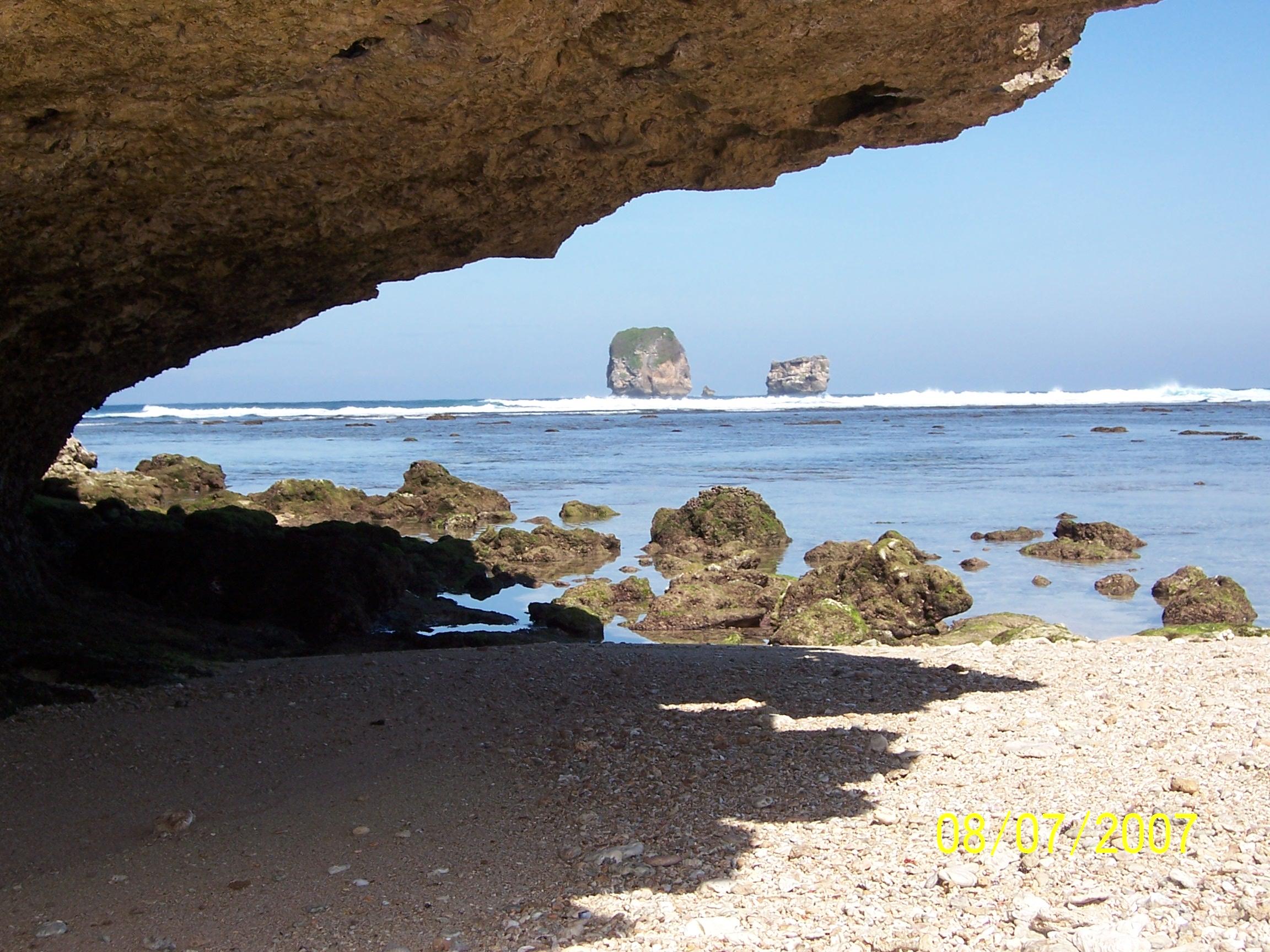 Pariwisata Pantai Portal Pemerintah Kabupaten Malang Goa China Jonggring Saloko