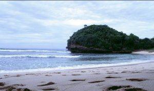 Peta Wisata Wilayah Malang Selatan Daftar Travelion Pantai Jonggring Saloka