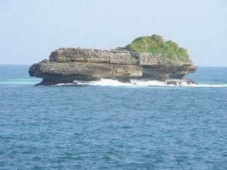 Portal Pariwisata Malang Raya Pantai Jonggring Saloko Berkunjung Kabupaten Jangan