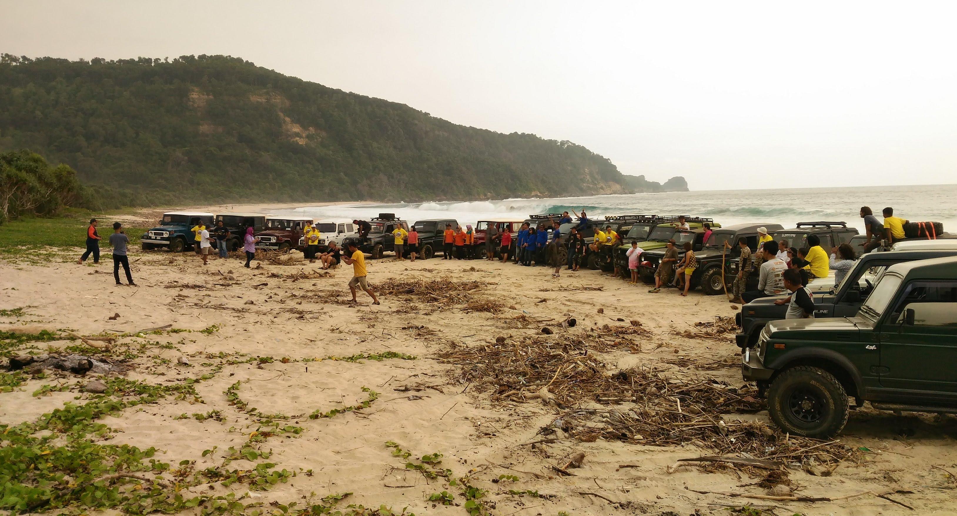 Road Pantai Jonggring Saloko Modangan Youtube Kab Malang