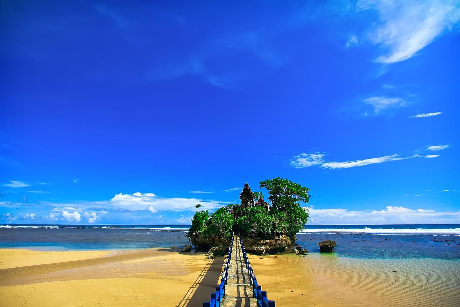 Daftar Pantai Malang Liburmulu Rekomendasi Liburan Kalian Kaliapus Kab