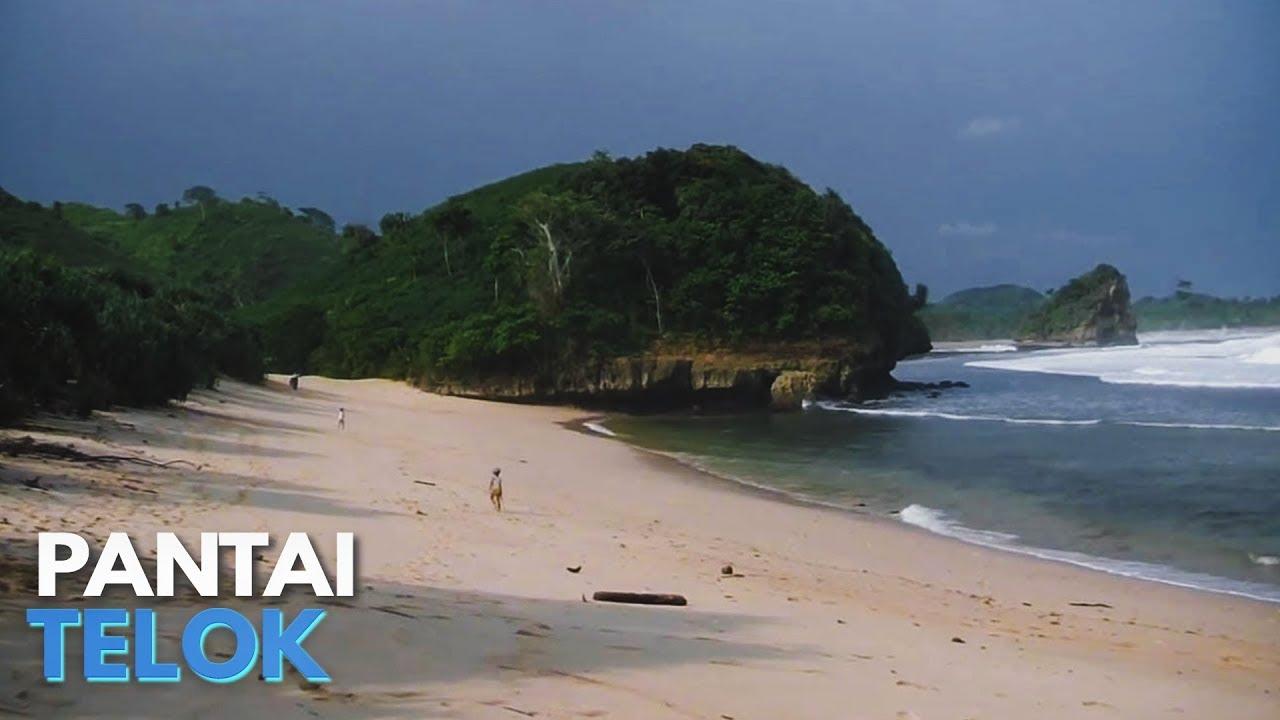 Daftar Pantai Malang Liburmulu Telok Salah Satu Tersembunyi Kaliapus Kab