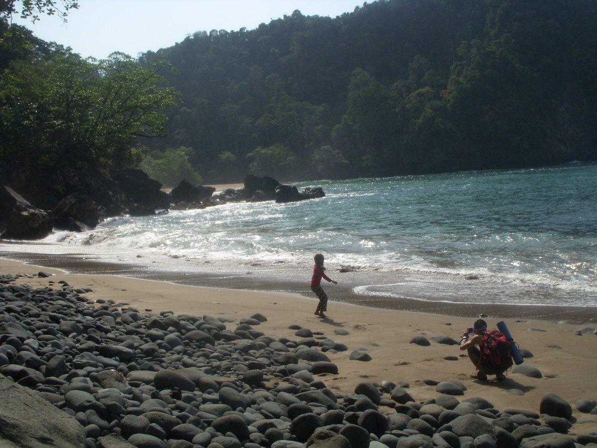 Indtraveller Fa Twitter 1 Lokasi 4 Pantai Sumbermanjing Wetan Malang