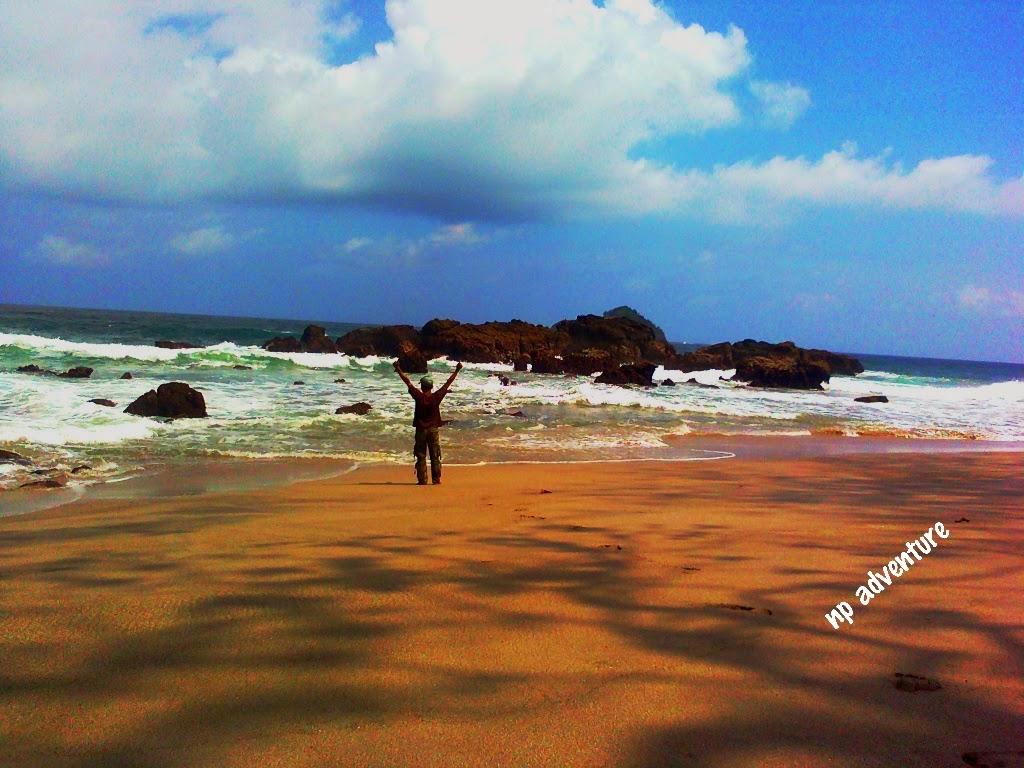 Jejak Kaki Pantai Weden Cilik Malang Bisa Mendatangi 4 1