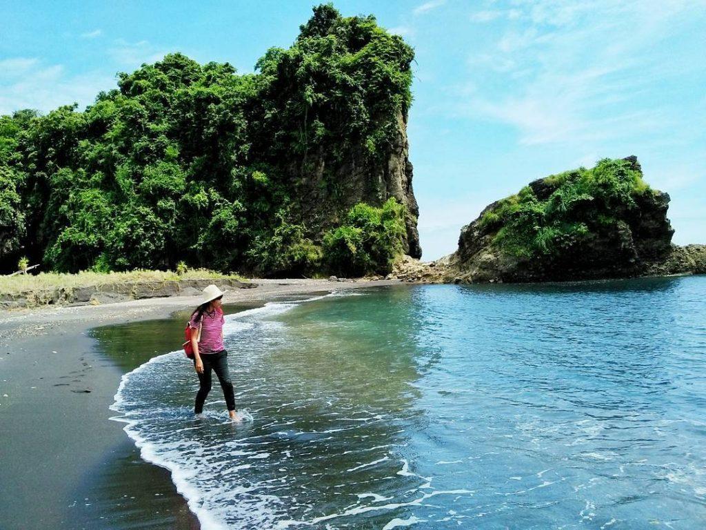 Keindahan Wisata Alam Pantai Licin Kota Malang Ditahun 2016 Rencananya