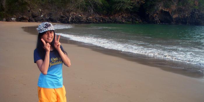 Menyusuri Tepian Pantai Weden Kaliapus Ngalam Indtravelers Kab Malang