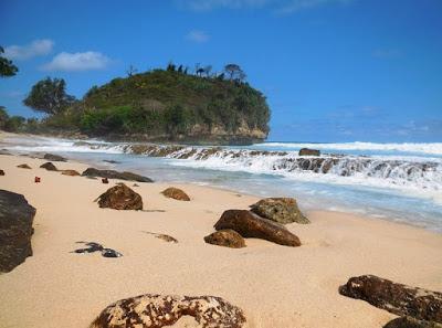Pantai Malang Raya Tours Nganteb Kaliapus Kab