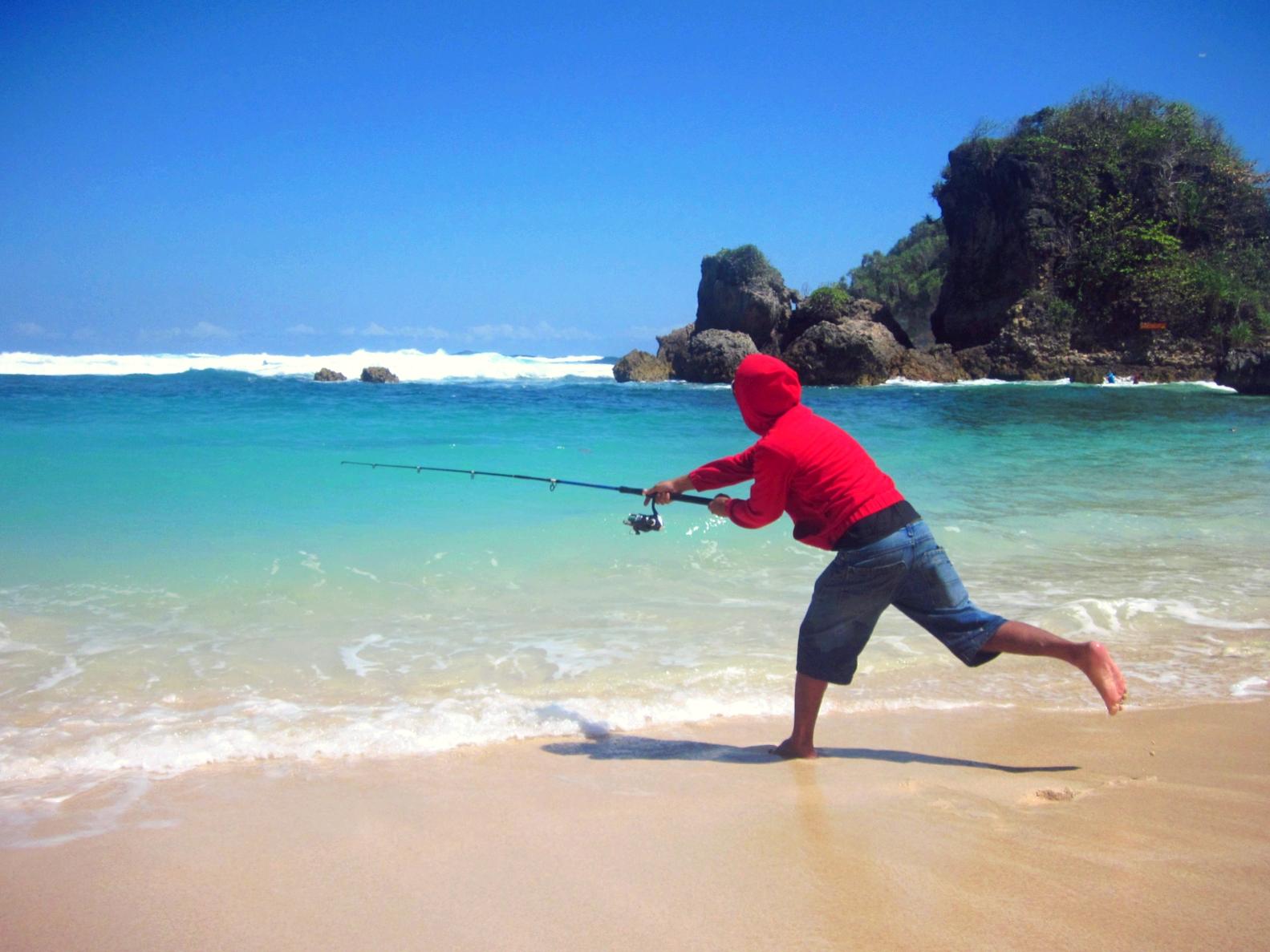 Pantai Malang Raya Whiempy Referensi Kaliapus Kab
