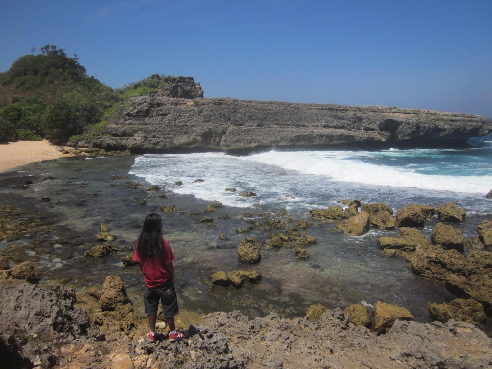 Pantai Malang Whiempy Timur Hingga Barat Kaliapus Kab