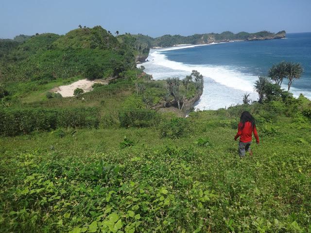Pantai Malang Xagiblo Referensi Raya Halaman Tempat Public Place Suka