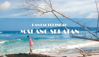 Pantai Weden Cilik Secuil Kemolekan Kompleks Sendiki Terindah Malang Selatan