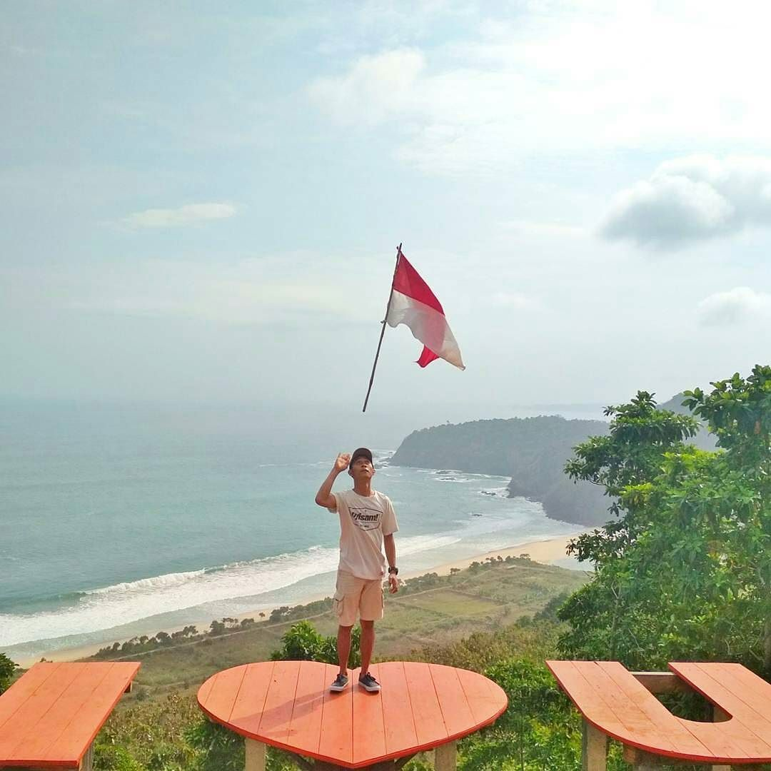 Andrianlagi10 Selamat Pagi Indonesia Loc Waung Pantai Malang Modangan Desa