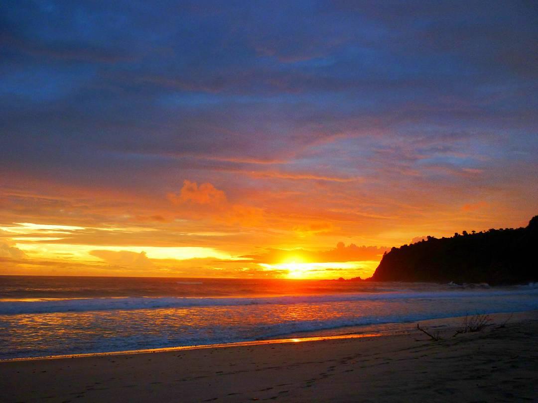 Pantai Modangan Hawaii Malang Selatan Kab