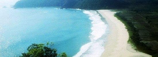 Pantai Modangan Malang Guidance Kab