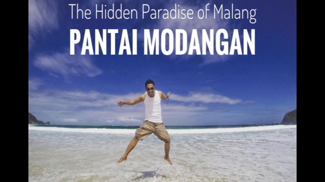 Pantai Modangan Surga Tersembunyi Kabupaten Malang Youtube Kab