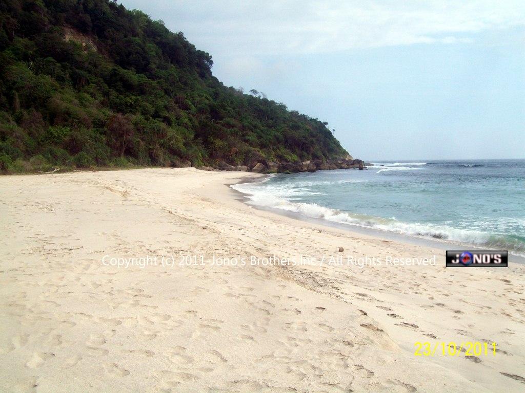Trace Route Pantai Modangan Jono Brothers 23 Oktober 2011 Sahabat