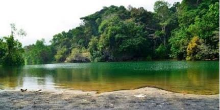 Wisata Pantai Kondang Iwak Asri Terletak Malang Modangan Kab