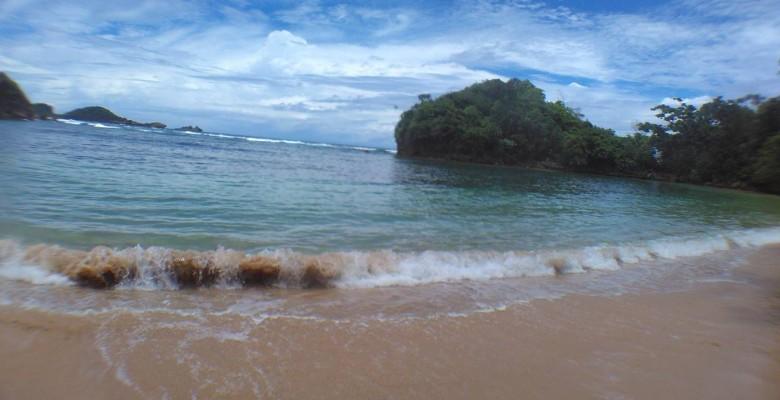 Dua Pantai Kamu Kunjungi Malang Selok Banyu Meneng Kab